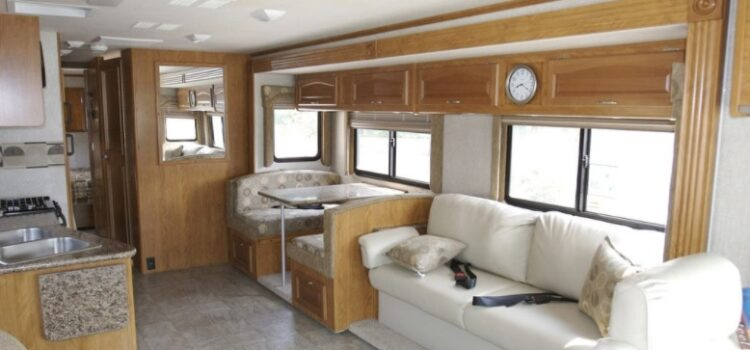 How much is life in an RVs