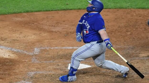Mexican Prospect Kirk Making Bid For Spot With Blue Jays