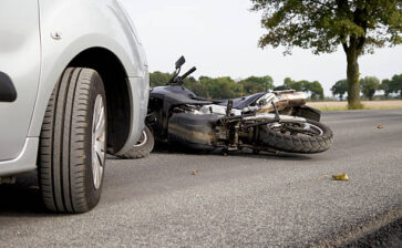 Car Vs. Motorcycle Collision: How Is Fault Determined?