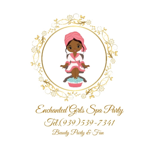 Enchanted Girls Spa Party