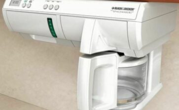 Does Under Counter Coffee Maker Save Space in Your RV?