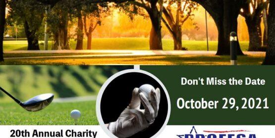 PROFESA Charity Golf Tournament