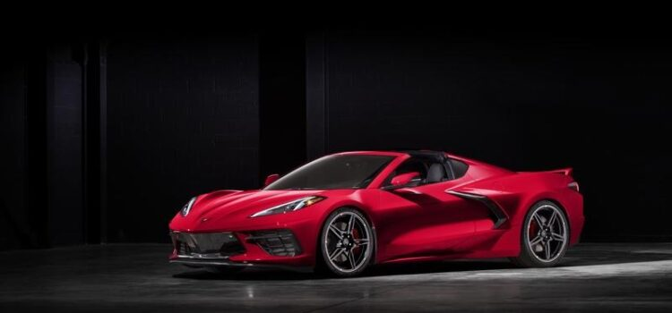 Why Rent a Corvette Stingray?