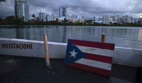 Puerto Ricans Fume as Outages Threaten Health Work and School