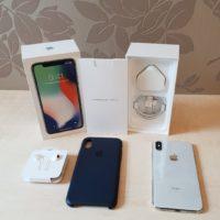 Apple iPhone X 256GB/Apple iPhone 8 Plus 256GB $450